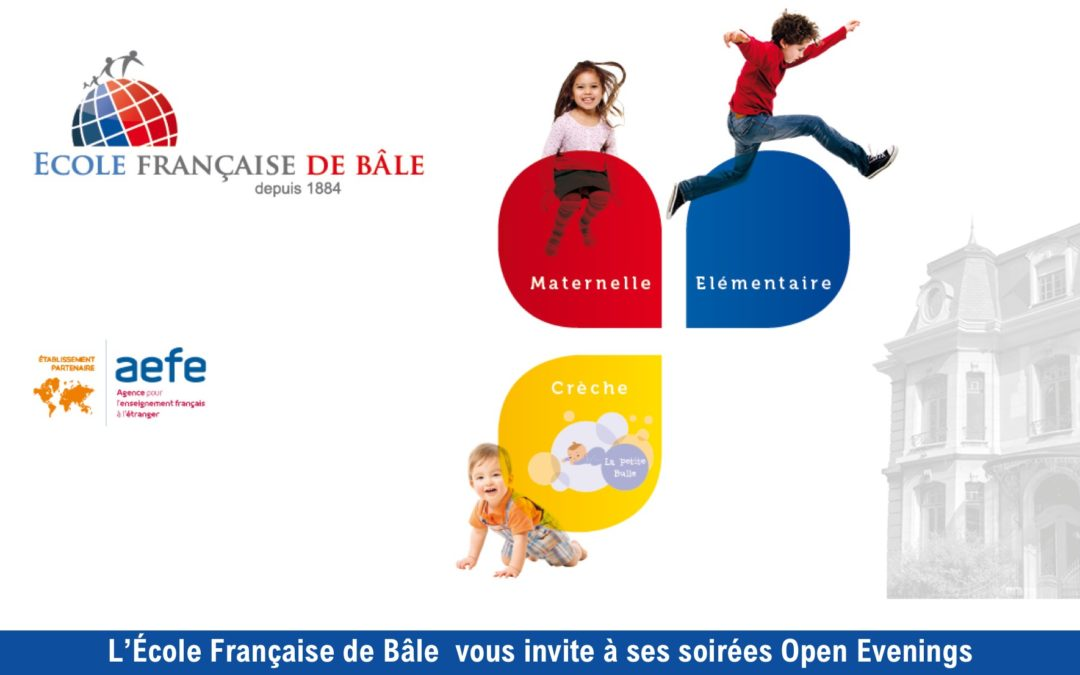 """Open evenings"" à l'EFDB"