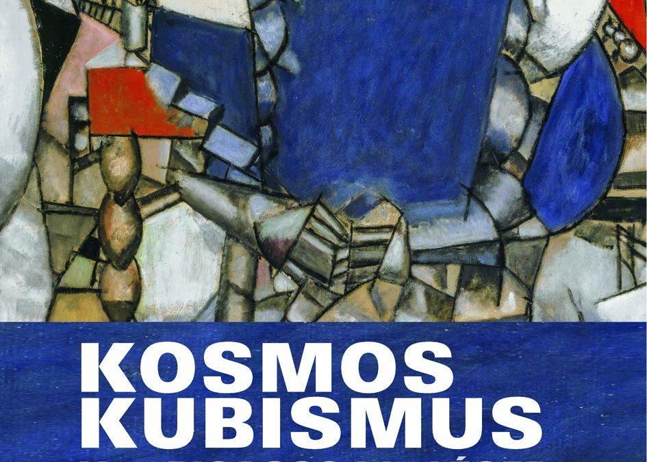 La classe des Moyens à l'exposition Kosmos Kubismus