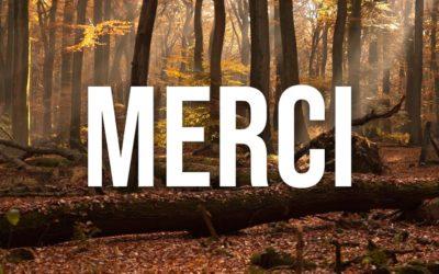 Vercors Vie Sauvage : la nature vous dit MERCI !