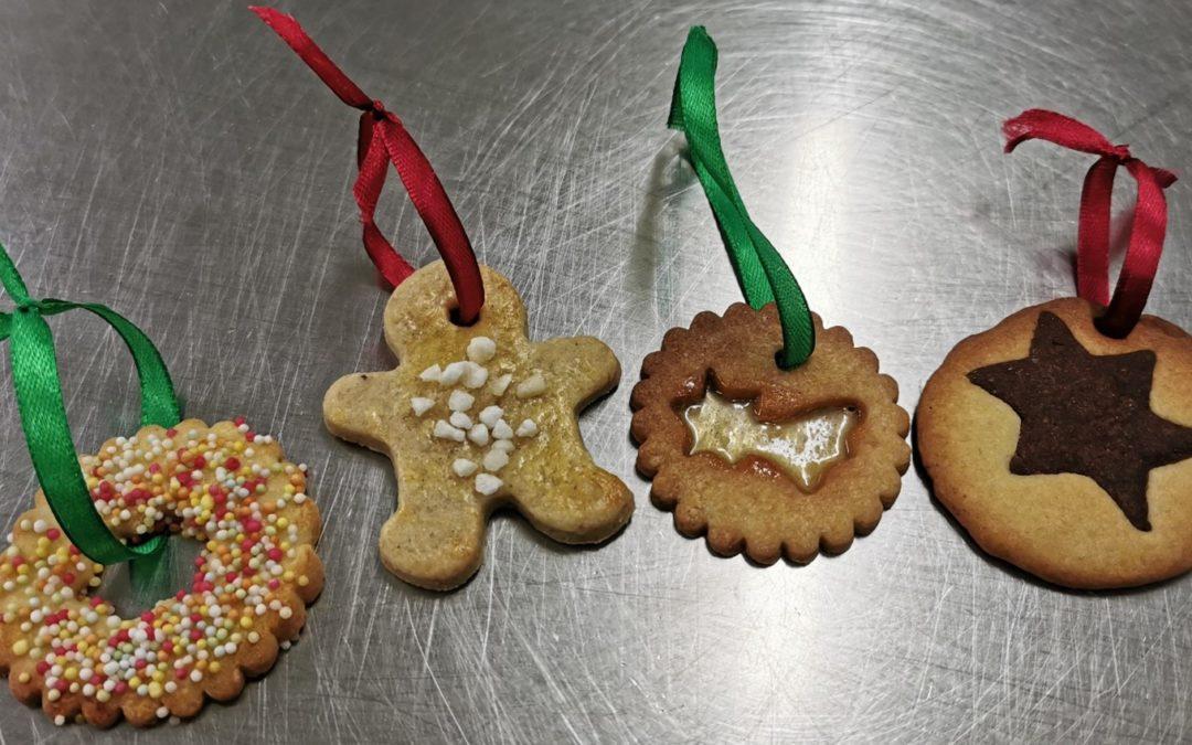 Projet de Noël – périscolaire cuisine en allemand et en anglais
