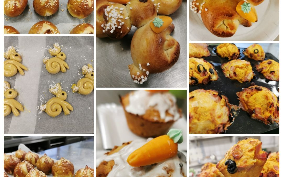 Périscolaire cuisine en allemand, le lundi de 16h00 à 17h00 et cuisine en anglais, le jeudi de 16h00 à 17h00